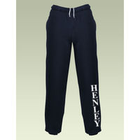 HRC MEN'S Cuffed Hem Sweatpants - Navy Thumbnail